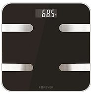 Forever AS-100 Black - Bathroom scales