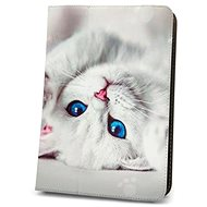 """Forever Fashion Cute Kitty Universal 7-8"""" - Tablet Case"""