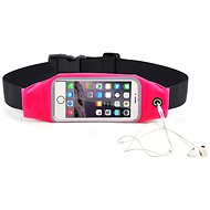 """Forever Waist Band Phone Holster 6.2"""" Pink - Mobile Phone Case"""