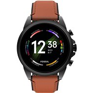 Fossil Gen 6 FTW4062 Brown Leather