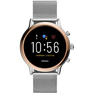 Fossil FTW6061 Gen5 Julianna HR 44mm Stainless Steel Mesh - Smartwatch