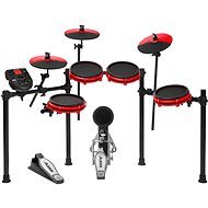 ALESIS Nitro Mesh Kit Special Edition, RED - Electronic Drums