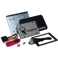 Kingston SSDNow UV500 480GB Laptop Upgrade Kit - SSD Disk