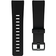 Fitbit Versa Classic Accessory Band, Black, Small - Watch band