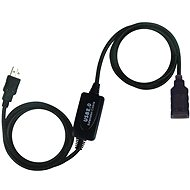 PremiumCord USB 2.0 repeater 10m extension