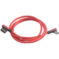 AKASA USB Type A to Type C Synch & Charge Cable/AK-CBUB40-10RD - Data cable