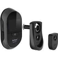 BRINNO SHC1000W Duo Smart DoorCam 12mm - Digital Peep Hole Viewer