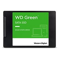 WD Green 3D NAND SSD 240GB 2.5""