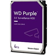 WD Purple 4TB - Hard Drive