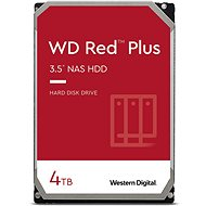 WD Red Plus 4TB - Hard Drive