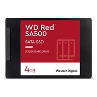 "WD Red SSD 4TB 2.5"" - SSD Disk"