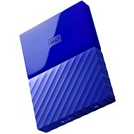 "WD 2.5"" My Passport 1TB Blue"
