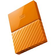 "WD 2.5"" My Passport 1TB Orange"
