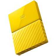 "WD 2.5"" My Passport 1TB Yellow"