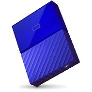 "WD 2.5"" My Passport 4TB Blue - External hard drive"