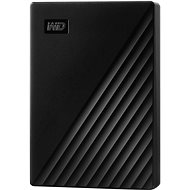 WD My Passport 1TB, black - External Hard Drive