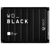 WD BLACK P10 Game drive 5TB for Xbox One, black - External Hard Drive