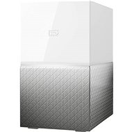 WD My Cloud Home Duo 6TB - Data Storage Device