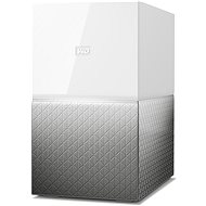 WD My Cloud Home Duo 12TB - Data Storage Device