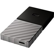 Sandisk My Passport SSD 256GB Silver/Black - External hard drive