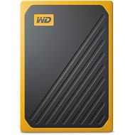 WD My Passport GO SSD 500GB yellow - External hard drive