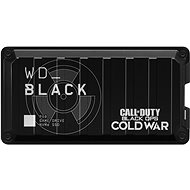 WD BLACK P50 SSD Game drive 1TB Call of Duty: Black Ops Cold War Special Edition - External Hard Drive