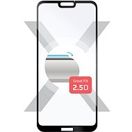 FIXED Full-Cover for Huawei P20 Lite Black - Glass protector