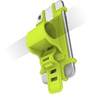 CELLY EASY BIKE for Phones, to be Mounted on the Handlebar, Green