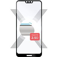 FIXED Full-Cover Tempered Glass for Nokia 7.1 black