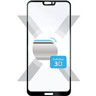 FIXED 3D Full-Cover for Huawei P20 Lite Black