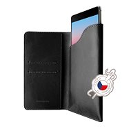 FIXED Pocket Book for Apple iPhone 6/6S/7/8 black - Mobile Phone Case