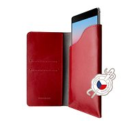 FIXED Pocket Book for iPhone 6 Plus/6S Plus/7 Plus/8 Plus/XS Max, Red - Mobile Phone Case