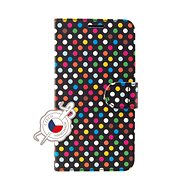 FIXED FIT for Samsung Galaxy A40 Rainbow Dots