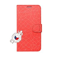 FIXED FIT for Samsung Galaxy A50 Red Mesh - Mobile Phone Case