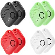 FIXED Smile 8-PACK 2x Black/2x White/2x Red/2x Green - Bluetooth chip tracker