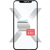 Fixed Full-Cover for Motorola One Black