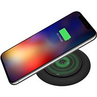 FIXED Pad, 10W, Black - Wireless Charger