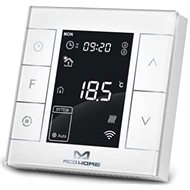 MCOHome Thermostat for Water Heating and Boilers V2, Z-Wave Plus, White - Smart Thermostat