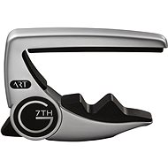 G7TH Performance 3, 6-String, Silver - Capo