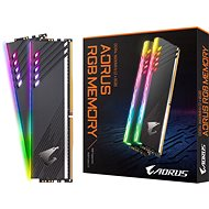 GIGABYTE AORUS 16GB KIT DDR4 3600MHz CL18 RGB