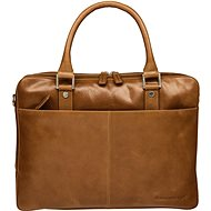 "dbramante1928 Rosenborg - 14 ""- Tan - Laptop Bag"