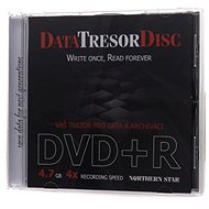 DATA TRESOR DISC DVD+R (1pc in jewel case) - Media