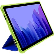 """Gecko Covers for Samsung Tab A7 10.4""""(2020) Super Hero Kids Cover Blue-Green - Tablet Case"""
