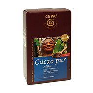 Gepa Cocoa Africa 98% Slightly Defatted 250g. - Drink