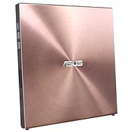 ASUS SDRW-08U5S U-Pink + Software - External Burner