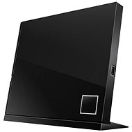 ASUS SBW-06D2X-U Black - External Blu-ray Burner
