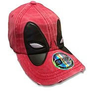 Deadpool - Face - cap - Cap
