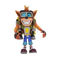 Crash Bandicoot - Crash with Jetpack Deluxe Action - Figurine