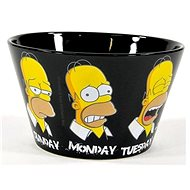 The Simpsons - Homer's Week - Bowl - Bowl