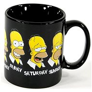 The Simpsons - Homer's Week - Mug - Mug
